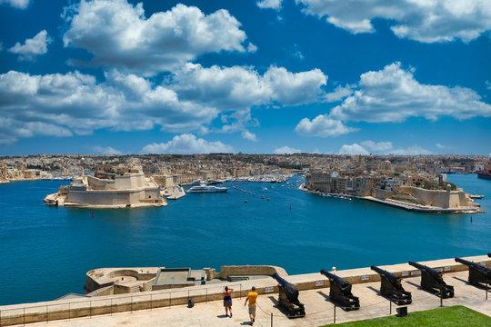 Valletta - Malta - Panorama