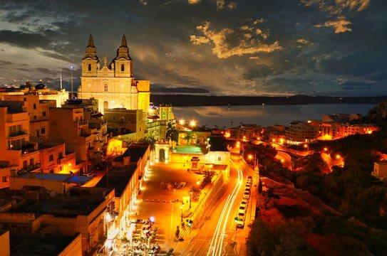 Sonnenuntergang - Malta