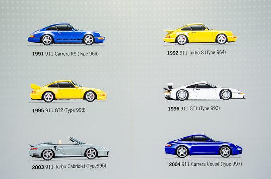 Image of Porsche car