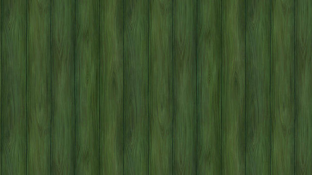 緑のカラーペイント木目 板 木材 壁紙 テクスチャ
