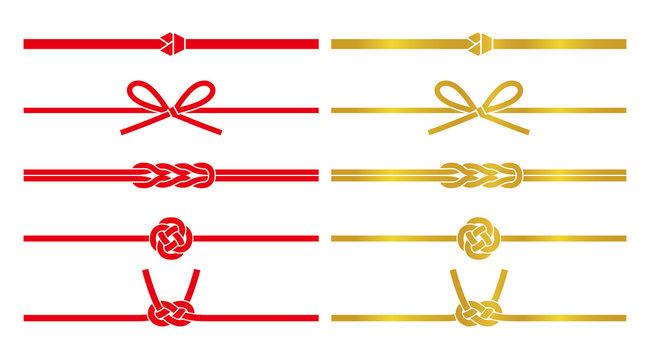和風の飾り結びセット