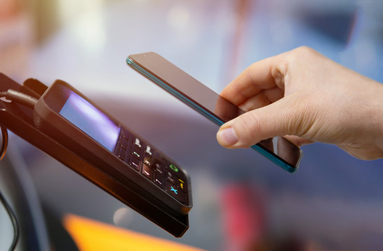 making mobile payments from pos device via mobile phone