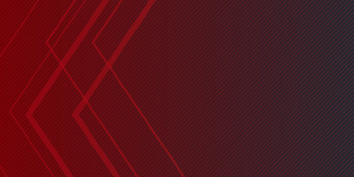 Abstract modern red lines stripe background gradient color. Red maroon gradient with stylish line suit for presentation design.