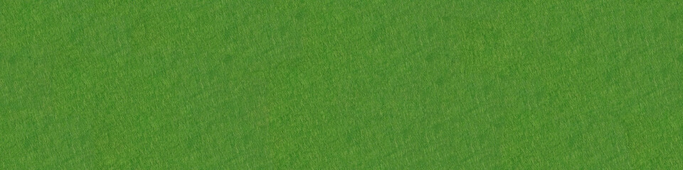 Green felt background based on natural texture. High quality panoramic seamless texture, pattern for artwork.