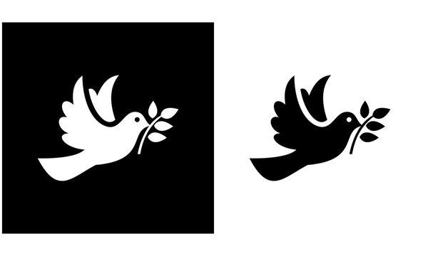 Birds icon set, animal vector