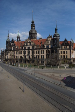 Dresden in Zeiten der Coronakrise