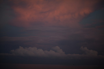 Fototapeta Dramatic Sky