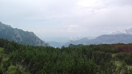 Fototapeta łańcuch gorski obraz