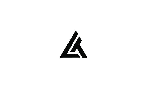 LT initial logo