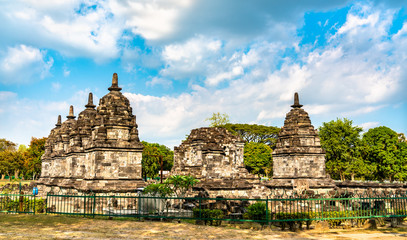 Wall Mural - Candi Lumbung Temple at Prambanan. UNESCO world heritage in Indonesia