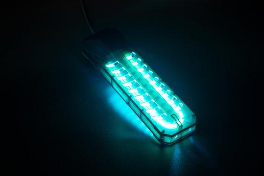 UV light sterilization