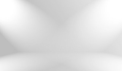 Abstract luxury blur Grey color gradient, used as background studio wall for display your products. Fototapete