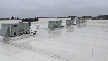 Trane Commercial Rooftops