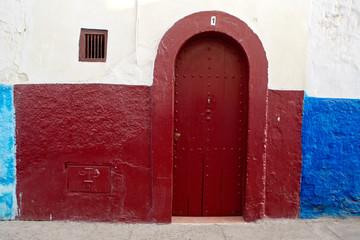 Photo sur Aluminium Bordeaux Ambiance et paysage au Maroc