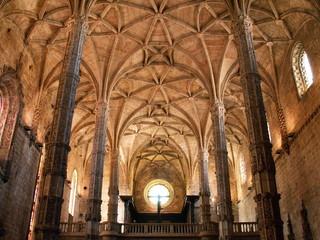 Interior Of Historic Church Fotomurales