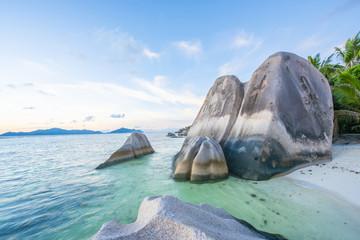 Anse Source d'Argent in Seychelles