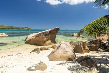 Anse Takamaka in Seychelles