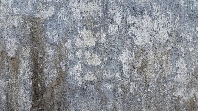 Concrete. Concrete surface. Old weathered cement surface. Vintage background from dirty concrete. Spotted cement surface
