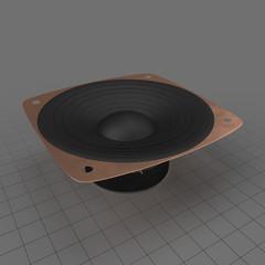 Woofer speaker
