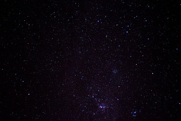 Astrophtography,  long exposure photograph Wall mural