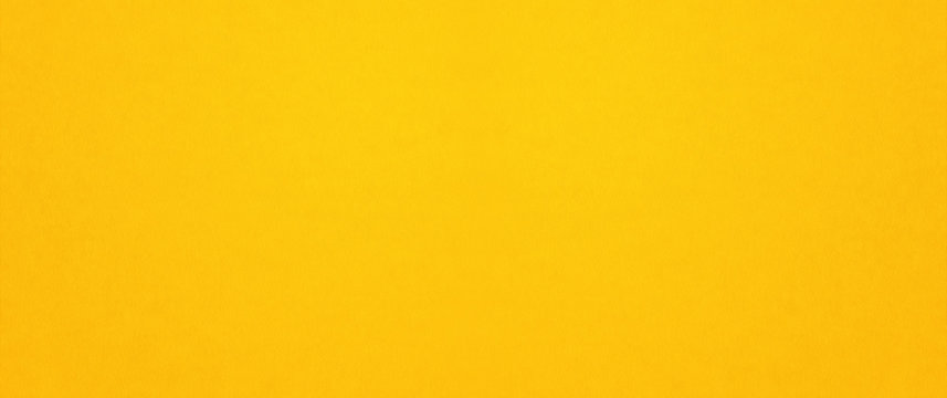 Yellow paper texture background banner