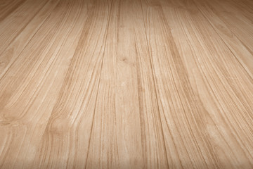 Wooden surface product background
