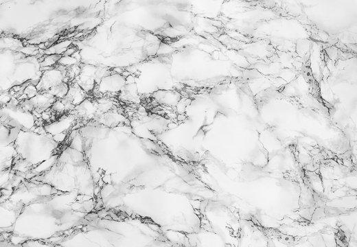 Full Frame Shot Of White Marble Floor