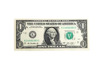 one dollar Fotomurales
