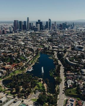 Covid-19 Los Angeles Photos
