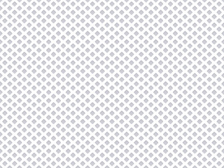 Seamless fabric pattern. Polyester fabric grid texture, sport textile nylon mesh texture. Clothing textile vector background. Perforated texture, fabric wallpaper background, grid pattern illustration Fotomurales
