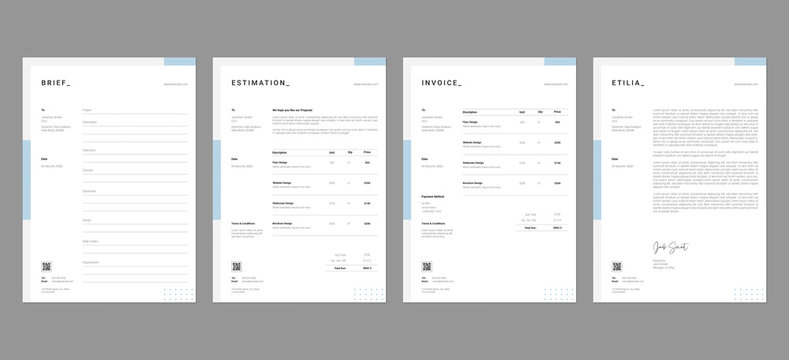 Proposal Document Template