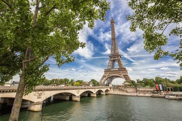 Photo sur Toile Europe Centrale Paris