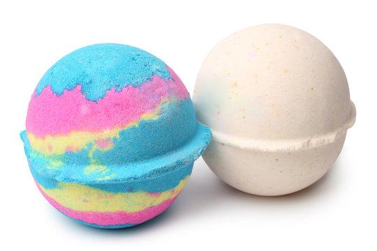 Aromatic bath bombs