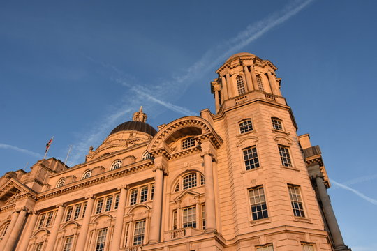 City of Liverpool, United kingdom. The city is famous for the music band The Beatles, the Cavern Club, the Albert Dock and many more.