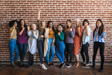Strong women support group