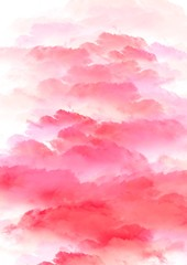 Keuken foto achterwand Candy roze beautiful textures patterns abstraction backgrounds clouds, sky