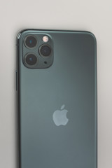 Apple iPhone 11 Pro Max with triple camera