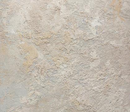 Grunge wall dirty beige concrete texture background