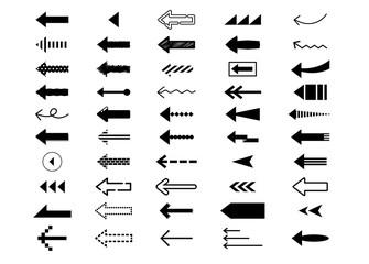 矢印 アイコン arrow セット