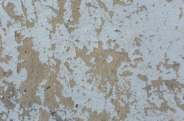 Foto auf AluDibond Alte schmutzig texturierte wand Background from clay texture natural