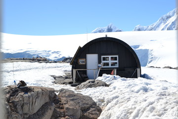 Viaje expedicion Antartida Wall mural