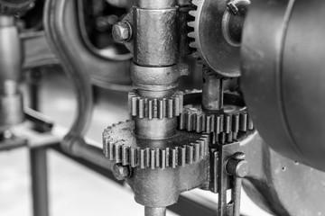 koła zębate maszyny