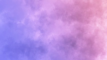 Keuken foto achterwand Candy roze abstract colorful background texture nature weather sky clouds magic purple pink