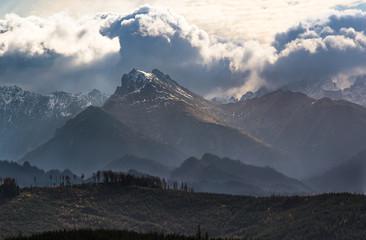 Tatry, Polskie góry