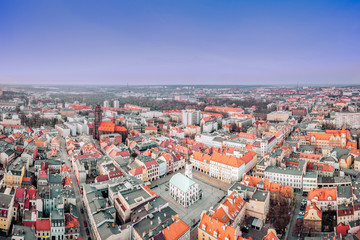 Old town of Gliwice