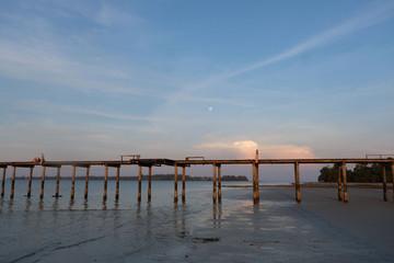Fototapeta Mak Island, Trat Province, Thailand