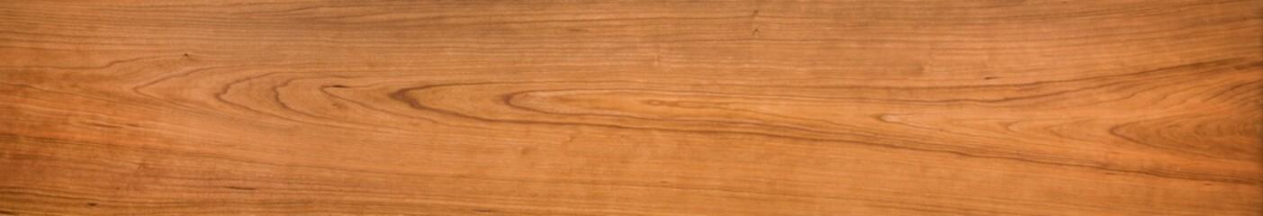Cherry wood texture. Super long cherry planks texture background.Texture element. Wooden texture background.