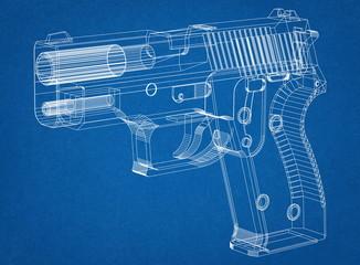 Gun Blueprint