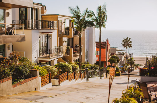 Manhattan beach, California