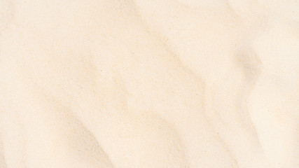 Fototapete - Sand texture, beach sand background